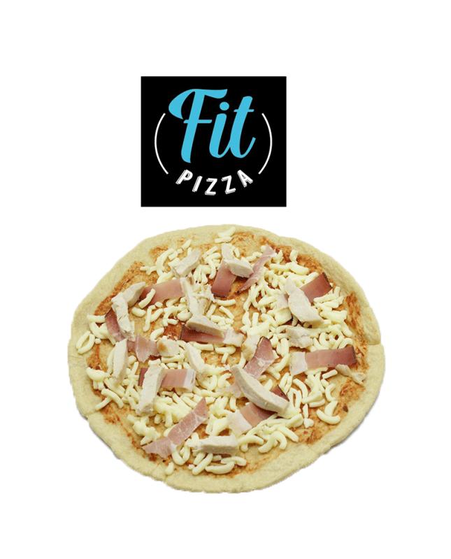 PIZZA PROTEICA POLLO FIT PIZZA