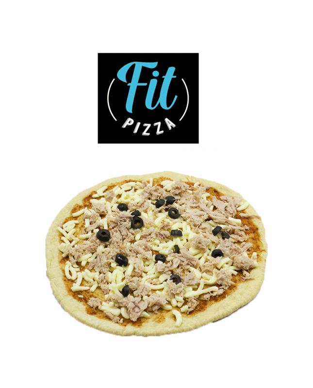 PIZZA PROTEICA ATUN FIT PIZZA