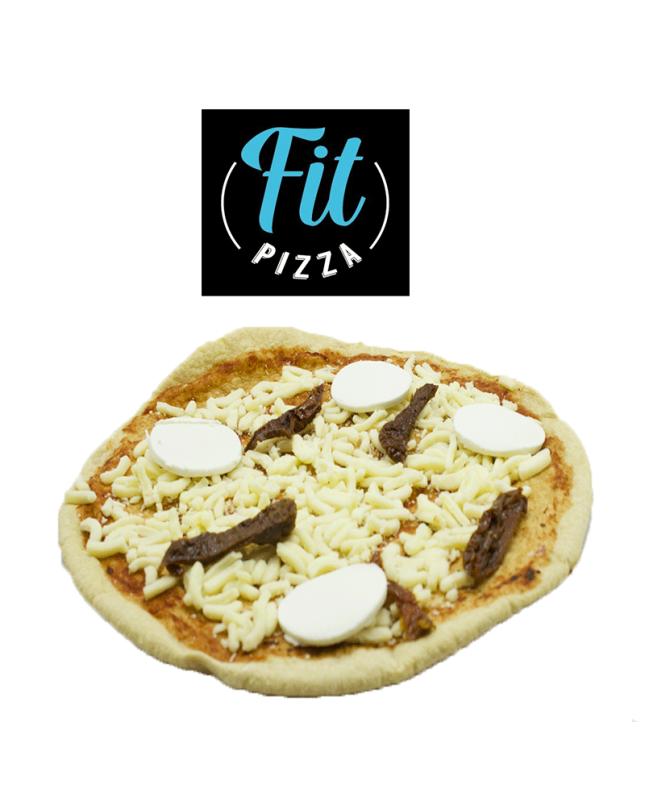 PIZZA PROTEICA RULO DE CABRA FIT PIZZA