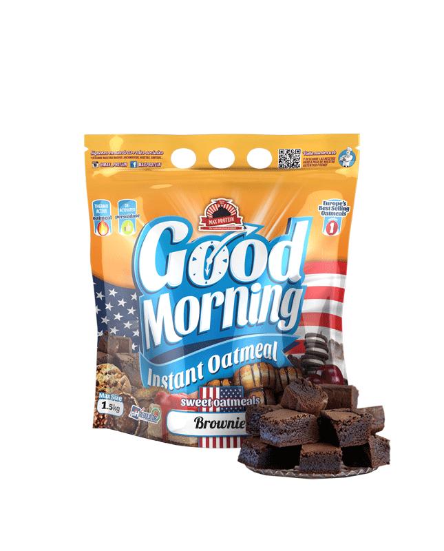GOOD MORNING PERFECT BREAKFAST BLACK CHOCOLATE