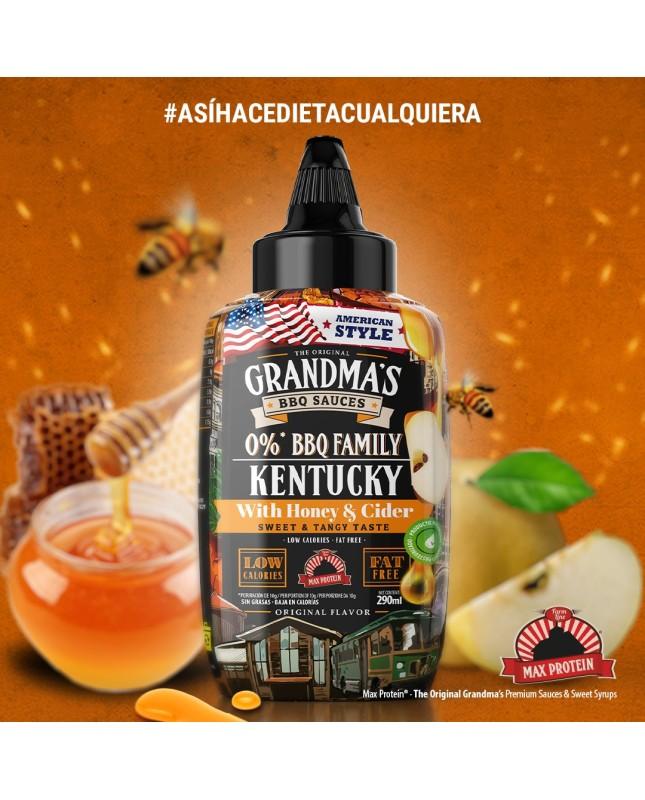 GRANDMAS BBQ KENTUCKY