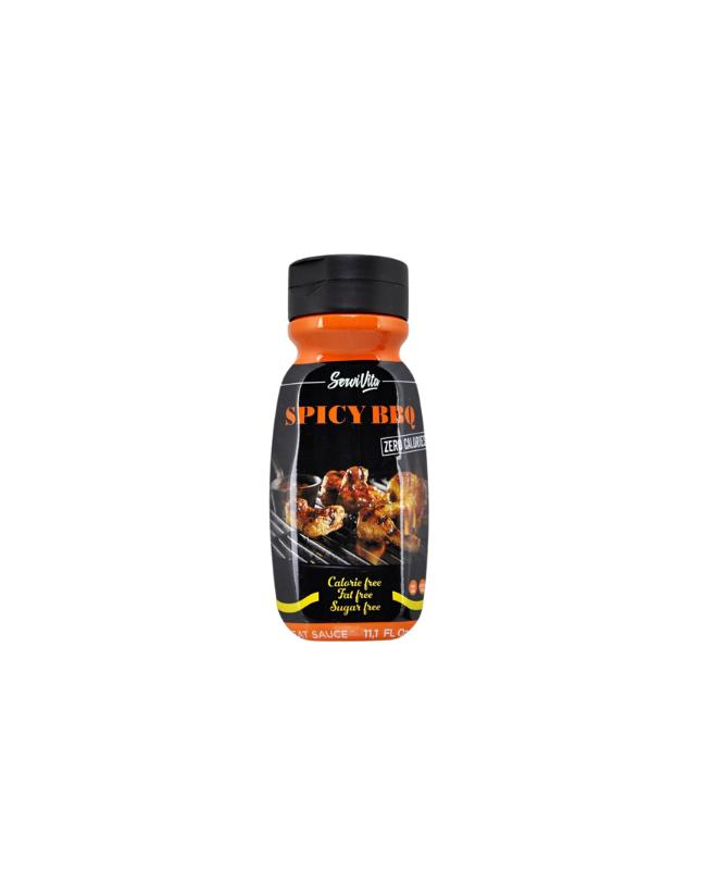SALSA SERVIVITA BBQ SPICY