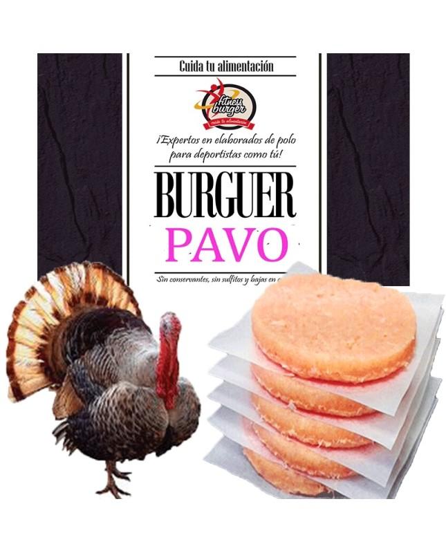 FITNESS BURGER PAVO