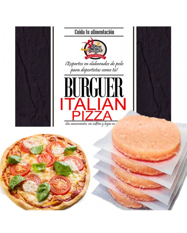 FITNESS BURGER ITALIANA