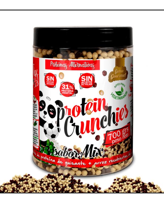 Protein Crunchies Mix 170gr